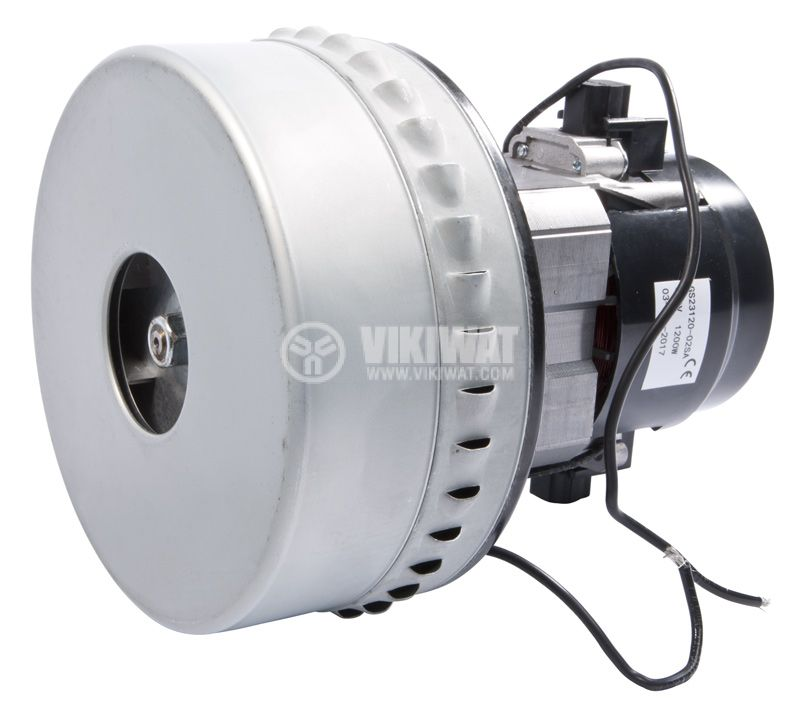 Motor for vacuum cleaners, GS23120-02SA, 1200W - 2