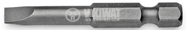 Накрайник права отвертка 3x50mm