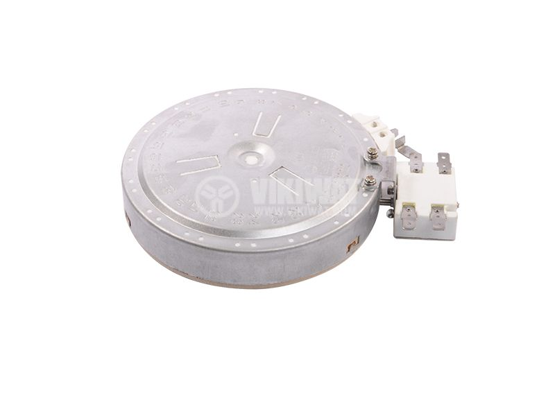 Ceramic Hot Plate, 1000W, 130mm, HL-T130Р - 2