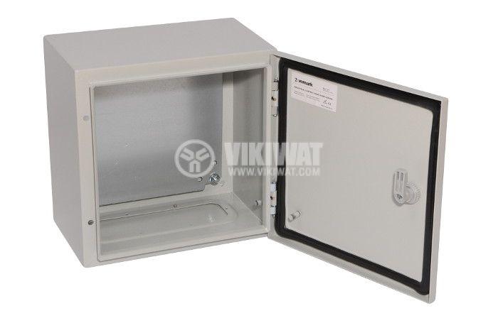 Wall mount box VT3 320, 300x300x200mm, IP65 - 2