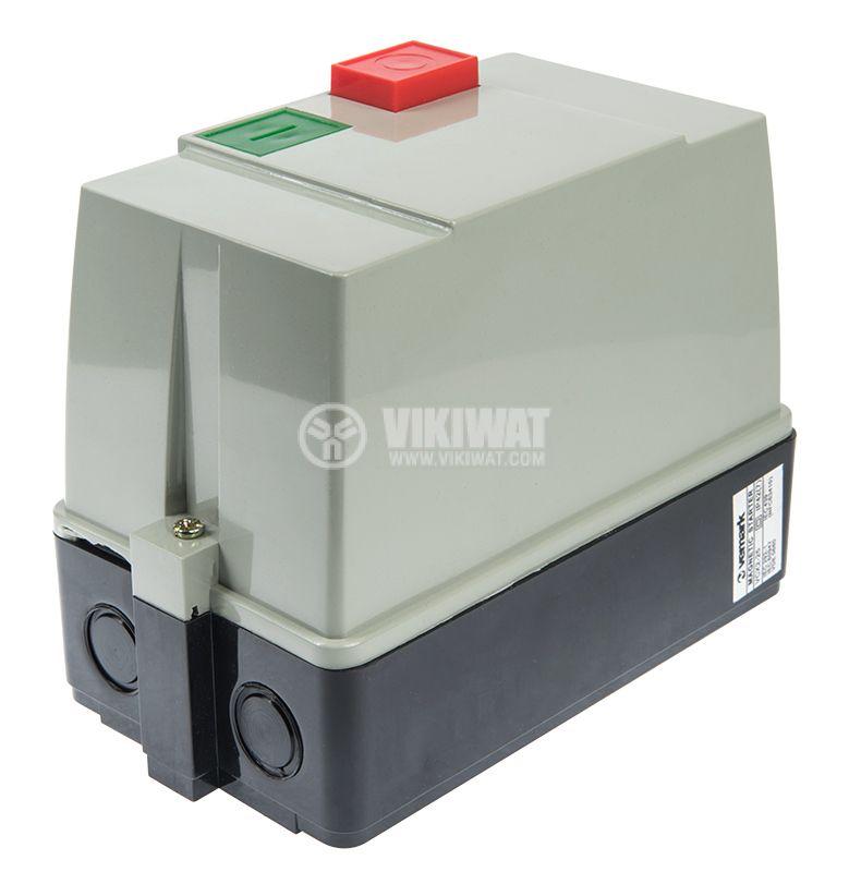 Motor Starter QCX5-30, 220 VAC, 30 A, 18-26 A - 2