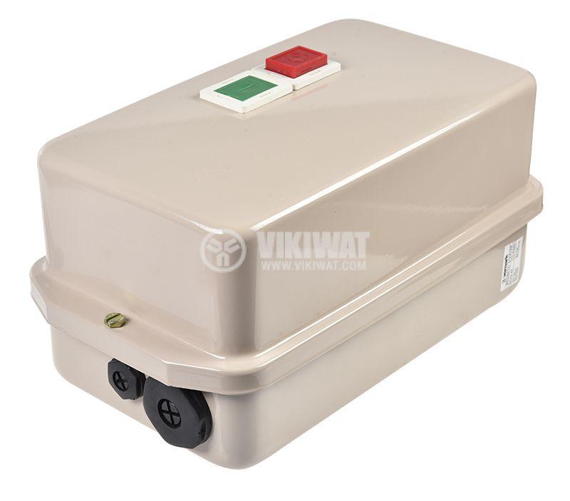 Motor Starter QCX2-40 220VAC 40A 30~40A - 2