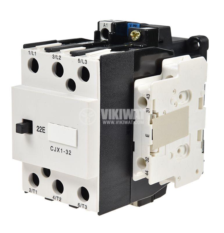 Контактор CJX1-F32 - 1