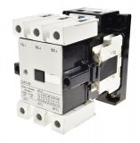 Contactor, three-phase, coil 220VAC, 3PST - 3NO, 63A, CJX1-63, 2NO+2NC