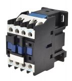 Contactor, three-phase, coil  220VAC, 3PST - 3NO, 9A, CJX2-D0910, NO
