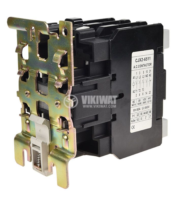 Contactor three-phase - 6