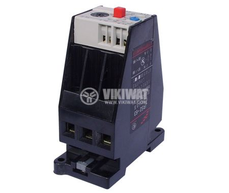 Motor circuit breaker jrs2 63f 50 to 63a thermal protection for 3 phase motor protection