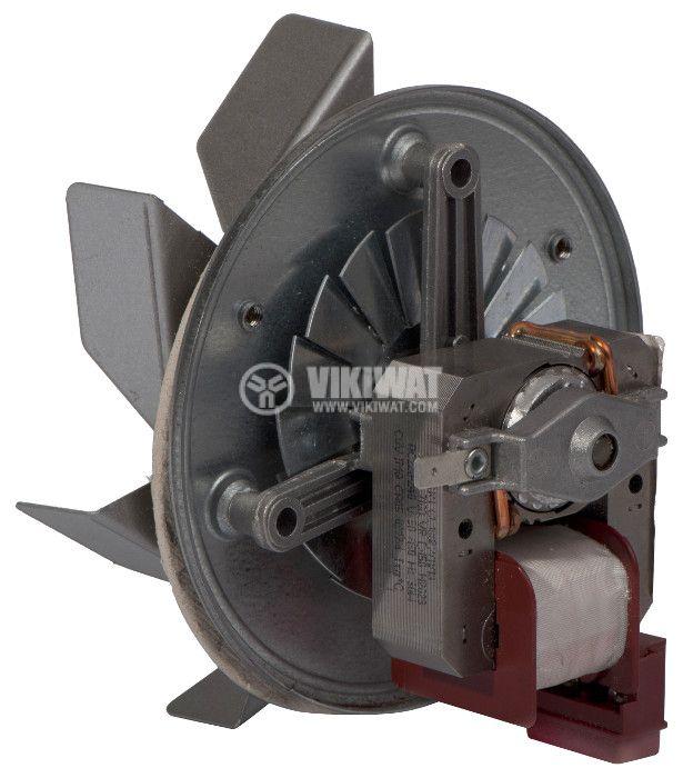 Oven fan, 130mm, universal - 2