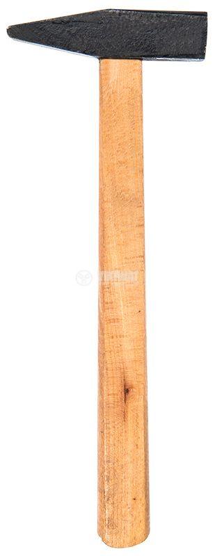 Чук с дървена дръжка 600g