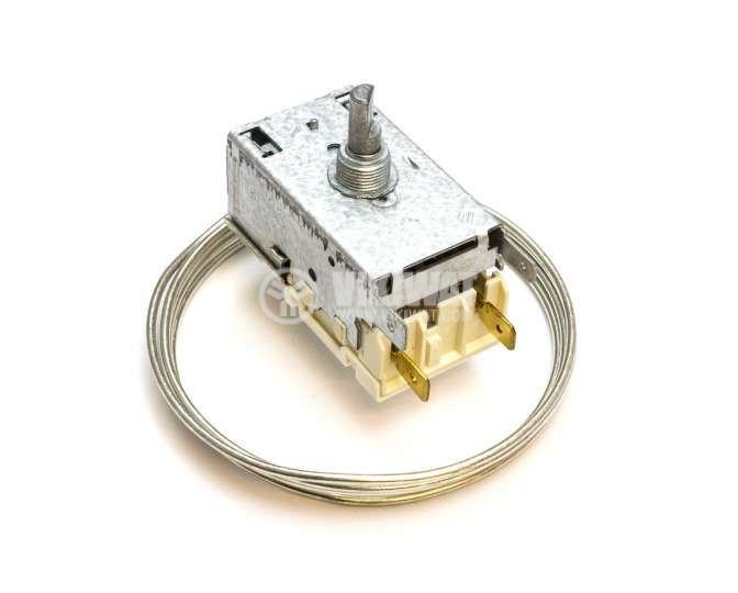Терморегулатор, капилярен, K50-L3381, -35°C +15°C, NC, 6A/250VAC