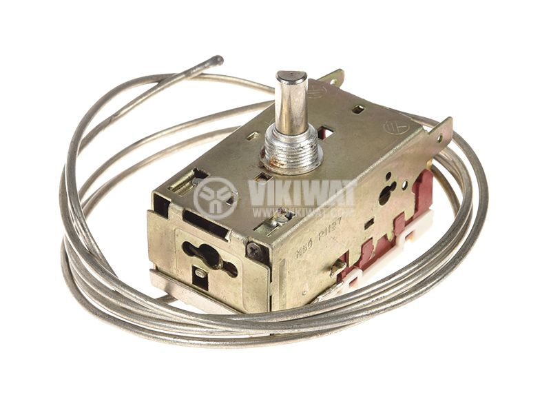 Терморегулатор, капилярен, К50 P1127, -10°C +3°C, NC, 6 A / 250 VAC - 2