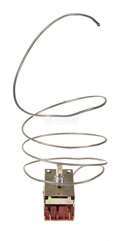Терморегулатор, капилярен, К50 P1127, -10°C +3°C, NC, 6 A / 250 VAC - 3