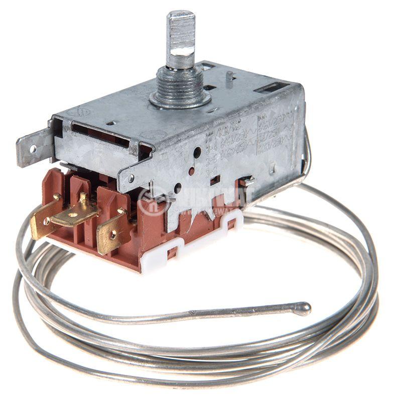 Capillary thermostat К59-L1102, -25°C +5°C, NO+NC, 6 A / 250 VAC - 1