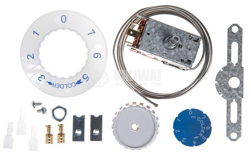 Capillary thermostat - 2