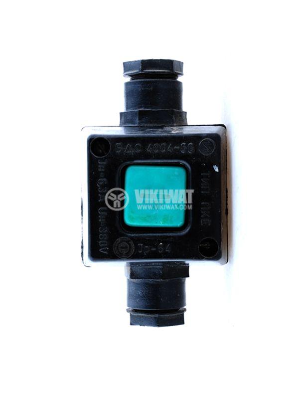 Бутониера тип шалт бау ПКДT1, 380 VAC/6.3 A ,1NO - 1
