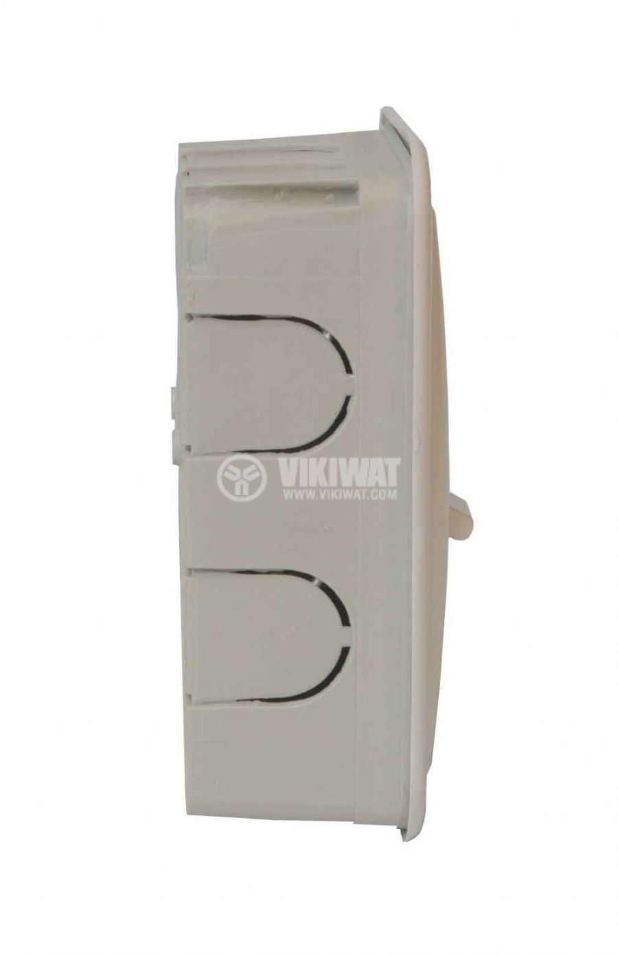 Electric switch for boilers, 25A, 250VAC, built in mounting - 2