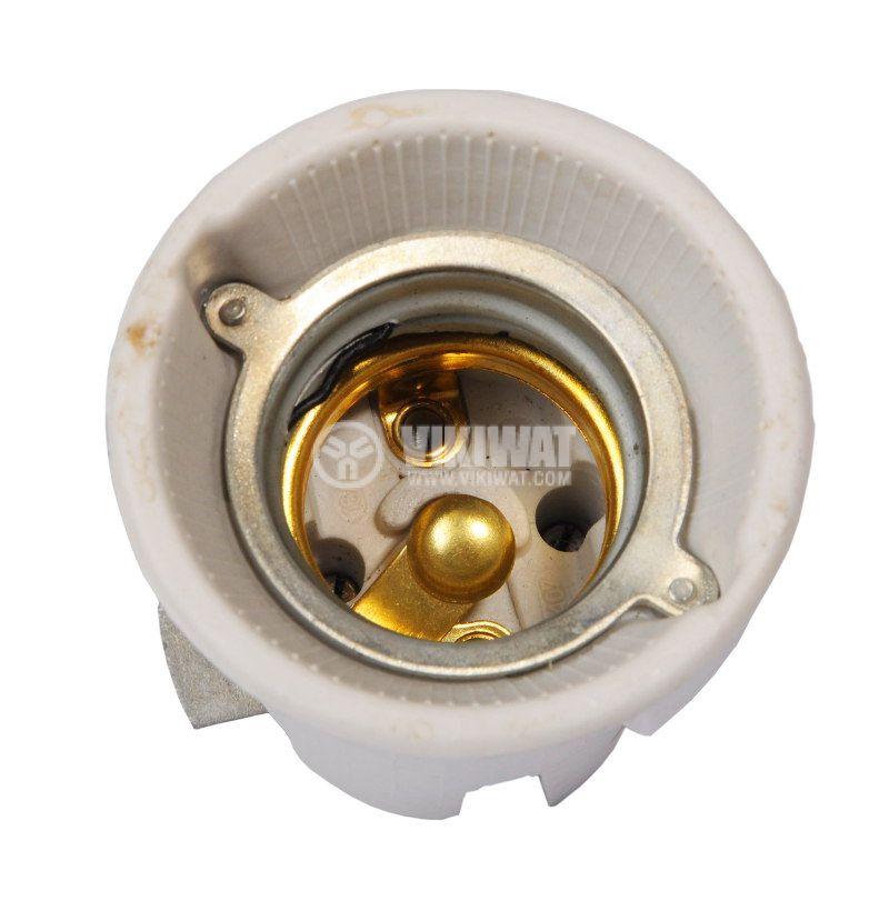 Ceramic lamp holder E40 - 1