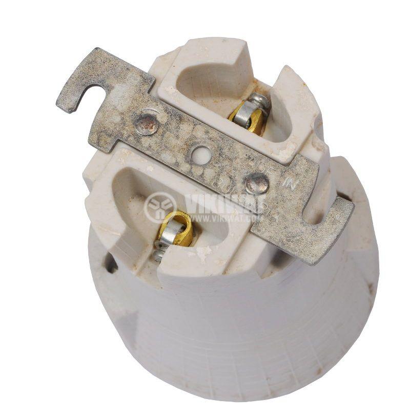 Ceramic lamp holder E40 - 2
