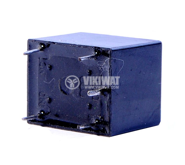 Електромагнитно реле, JQC-3F(T73) , 9VDC 250VAC/10A NO+NC - 3