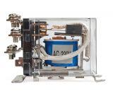Реле електромагнитно, JQX-63F, 220VАC 250VAC/63A DPDT 2NO+2NC - 3