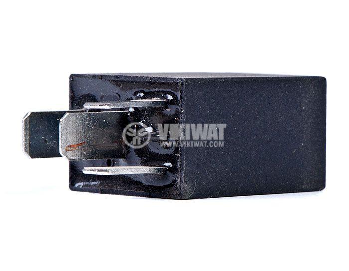 Електромагнитно автомобилно реле бобина 24VDC 24VDC/20A SPST - NO AS404 - 3