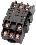 Relay Socket, 10 A, 300 VAC, PTF11AK, 11pin