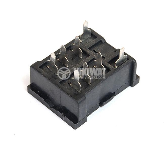 Цокъл за реле PT08A 300VAC 10А 8pin - 4
