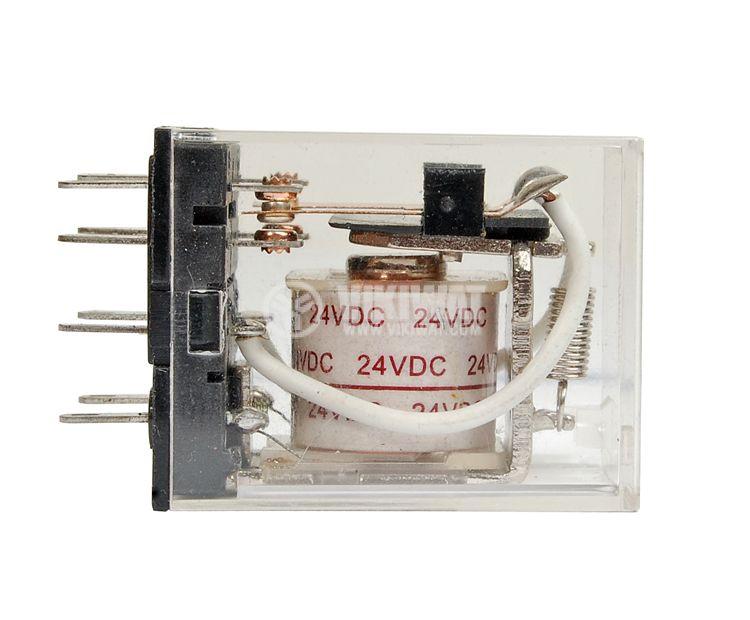 Реле електромагнитно с бобина 24VDC - 2