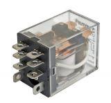 Електромагнитно реле универсално бобина 240VAC 250VAC/10A DPDT - 2NO+2NC LY2