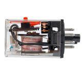 Реле електромагнитно, MK2P, 220VAC 250VAC/10A DPDT 2NO+2NC - 2