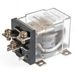 Electromagnetic power relay JQX-60F, with coil 12VDC, 250VAC/63A, SPDT NO+NC