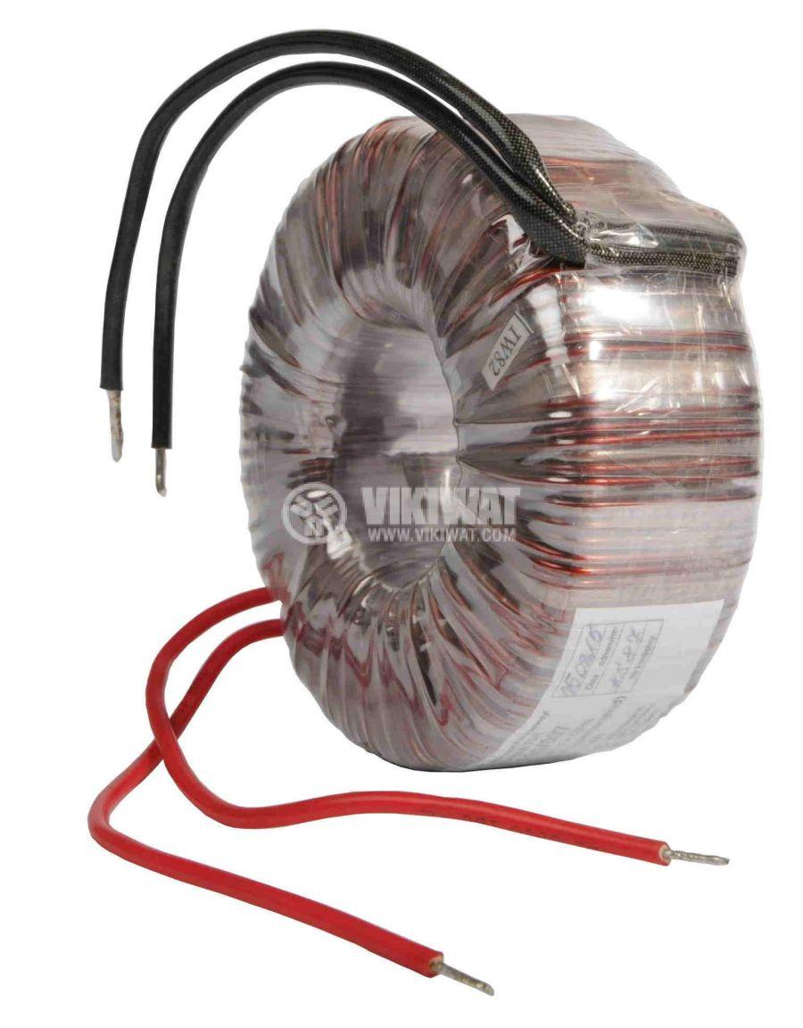 Тороидален трансформатор 230/18V 100VA - 2