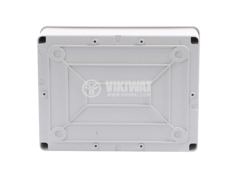 Enclosure box VB-AG-1914, 190x140x70mm, IP66,  grey  - 2
