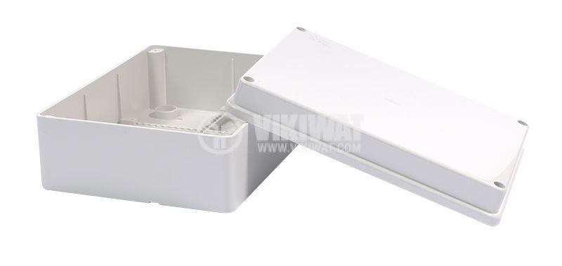 Enclosure box VB-AG-1914, 190x140x70mm, IP66,  grey  - 3