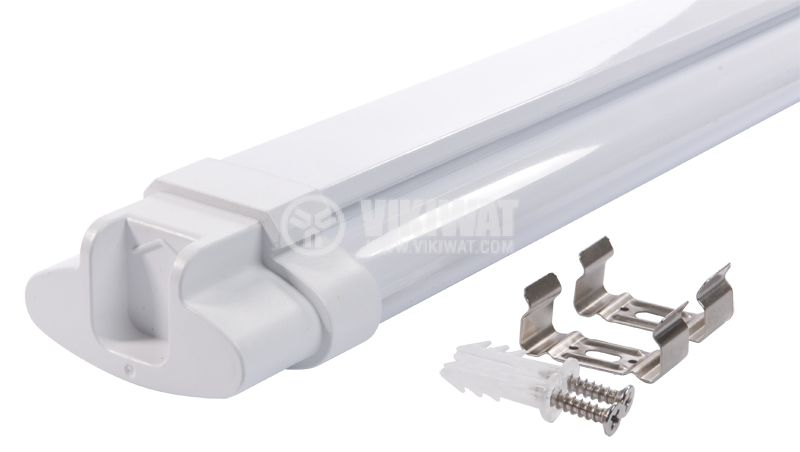 LED PROLINE light fixture, 45W, 220VAC, 3700lm, 4200K, waterproof, BT02-01510 - 5