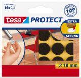 Protect anti-scratch felts, Ф18mm