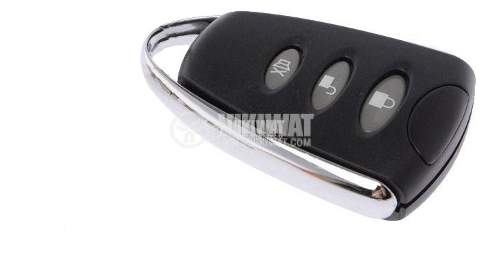 Shell case for remote control TxBM, for car alarms General 211 Lux