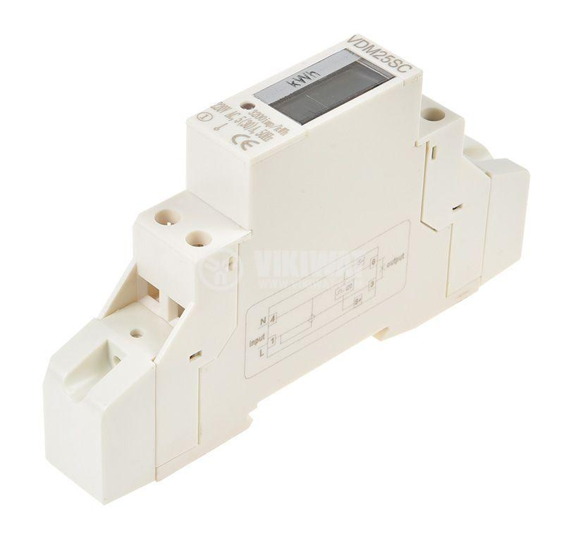 Electrometer electronic ADM25SC (LCD) - 3
