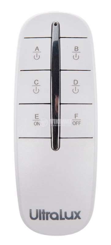 Remote control switch MKRF4, with four control channels, 220VAC, 30m - 1