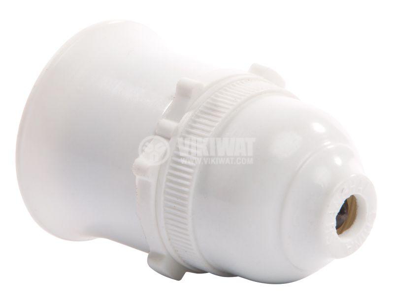 Lamp socket bakelite B22 - 3
