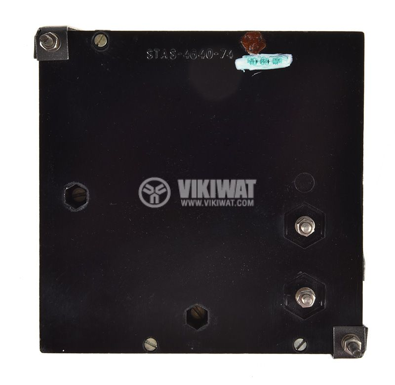 Voltage meter 1EQ144, 0/100-500VAC, direct, 145x145mm - 3