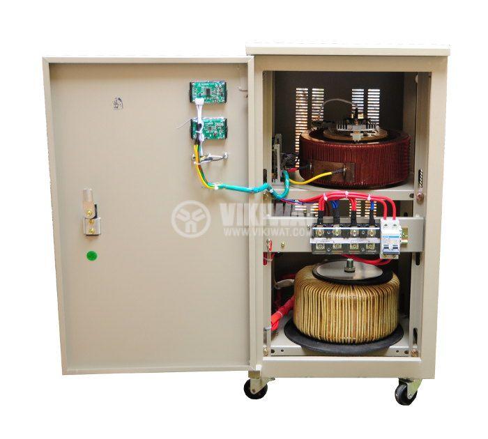 Стабилизатор на напрежение SVC-D15000VA, 15000VA, 220VAC - 2