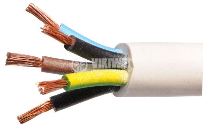ШВПС кабел 5х1.5mm2