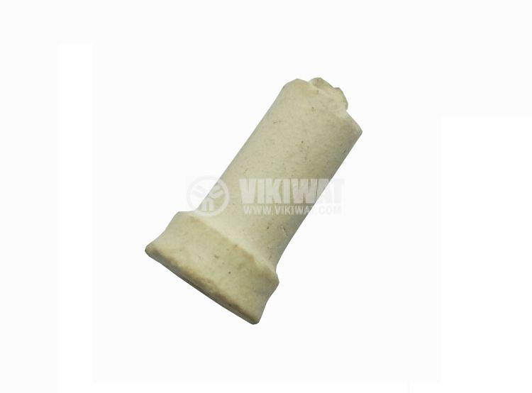 Керамичен изолатор, Т - образен, малък - 1