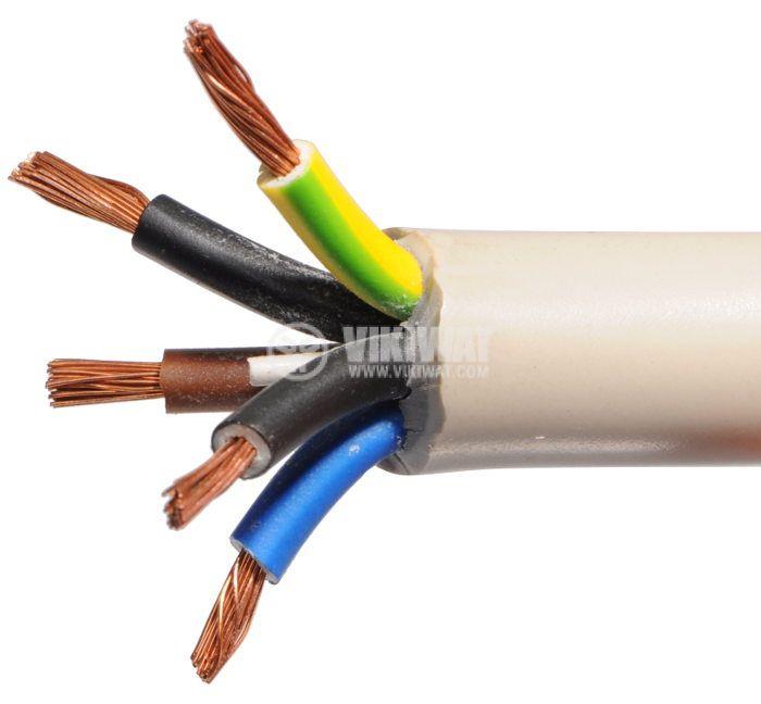 ШВПС кабел 5х2.5
