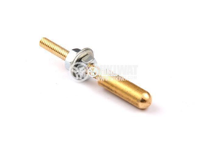 Plug box contact pin - 1
