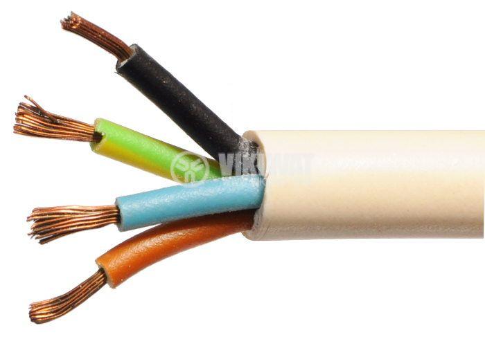 ШВПС кабел 4х0.75mm2