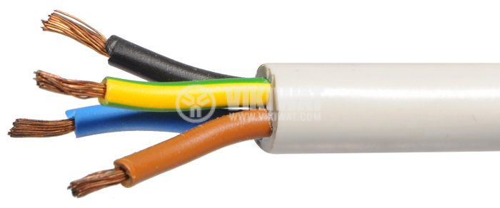 FROR 4G1B кабел (ШВПС)  4х1