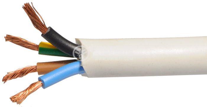 FROR 4G1.5B кабел (ШВПС), 4х1.5mm2
