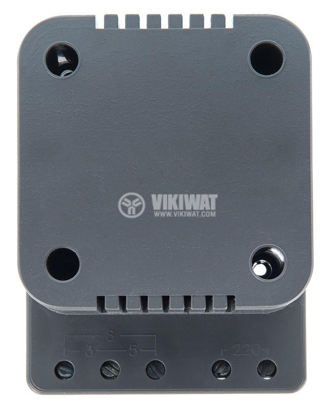 Звънчев трансформатор T3, 220VAC / 3-5-8VAC - 1